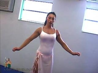 Costume adult ballerina