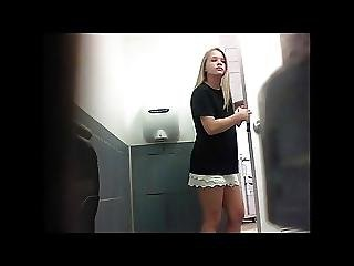 18-vuotias, piilotettu kamera, tirkistelijä