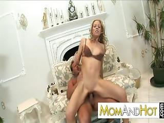 Sexy Petite Girl Trinity Adams Dancing And Teasing While Smoking Cigarette