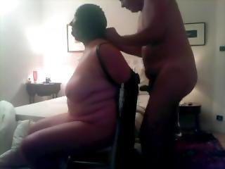 Amateur Slut Singlegloved, Hooded, Chairbound, Gagged And Teased