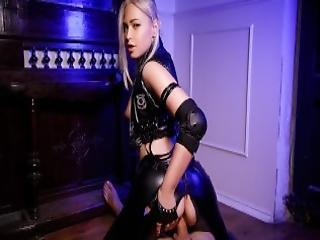 Vrcosplayx Com Sonya Has Ever Wet Pussy Mortal Kombat Xxx