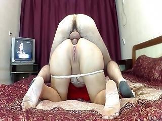 50yo Latina Milf, Deep Anal