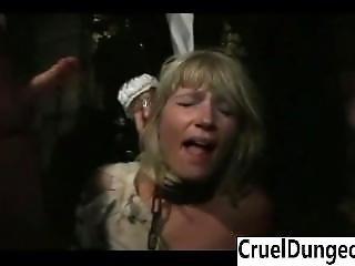 Brutal Dungeon - Blonde Amalia