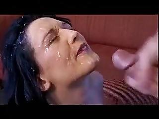 Fetish 100 Facials Compilation - Part 2