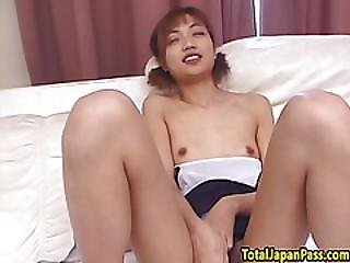 Innocent Japanese Teen Fucked In Pov Action