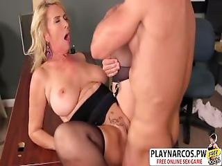 Lush Not Step Mom Laura Layne Wants To Fuck Hot Touching Stepson