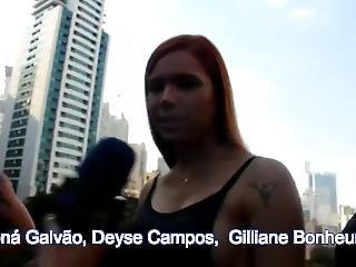 Amputee Model Miss Bumbum Brazil 2017