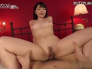 Sexy Hausfrau Cum Eating