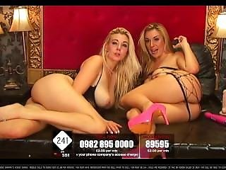 Victoria Summers & Sapphire Blue - Babestation Unleashed - 11.11.15