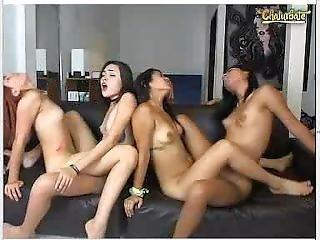Mexicanas Lesbianas En Webcam