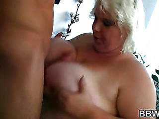 Bbw Hooker In Stockings Fucked