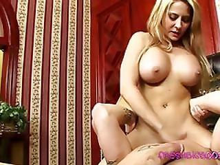 Big Tit Country Girl Loves To Fuck