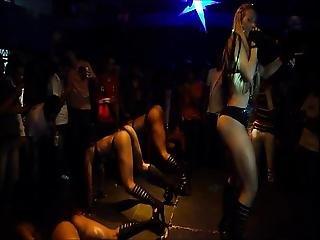 Cul, Brésilienne, Danse