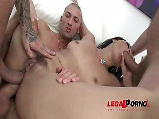 Vicki Chase Assfucked Again And Double Anal