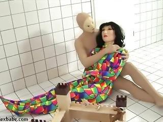 Zentai Doll Player