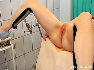 Gyno Exam Orgasm 52