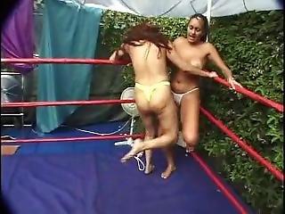 Ring Catfight 9