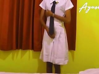 Sri Lankan School Girl Fucked By Her Step Brother ස්කූල් කෙල්ලෙක්ට ගහනව