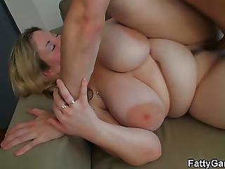 Bbw, Big Boob, Big Tit, Blonde, Boob, Butt, Fucking, Plumper