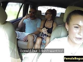 Public Taxi Amateur Cocksucking Before Sex