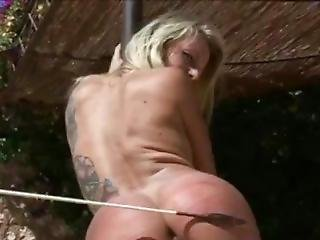 Whipped Body. Whipped Stripper.