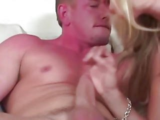 Blonde Milf Alana Enjoys Ass To Mouth
