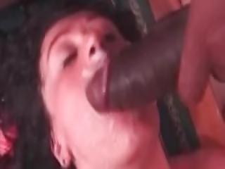 Μαύρο Bbw κουκούλα πορνό