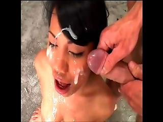 Lucy Thai Cum Covered Face Compilation