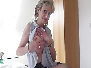 British Milf Walks Into Her Nephew S Room