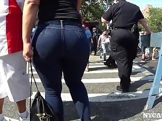 Juicy Candid Booty