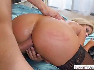 Bridgette B Got Her Ass Stuffed