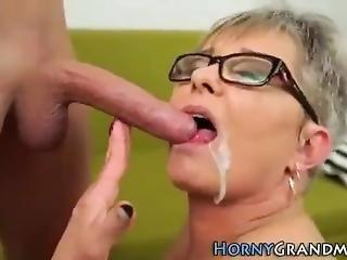 Cum Mouth Grannys Pt2