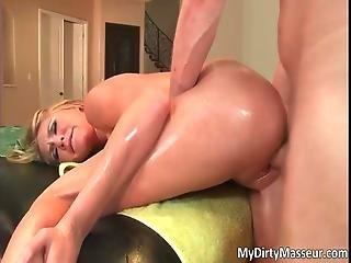 Awesome Blonde Babe Brynn Tyler