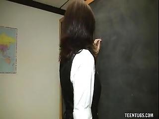 Schoolgirl Jerks Off The Teacher Full Video Bit.ly 1quhsoa