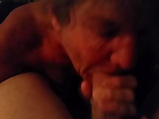 Great Grandma Sucks My Cock