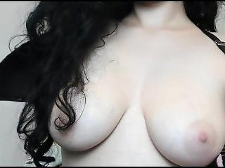 European Camgirl Has Fun (no Audio)