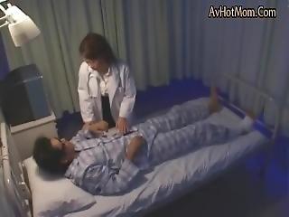 Milf Japanese Doctor Fuck