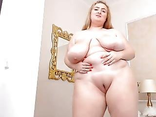 Obese lingerie cougar cockrides and titfucks - 3 part 6