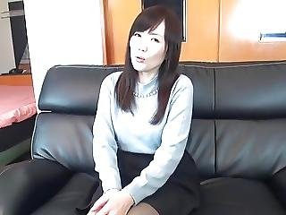 όμορφη, ιαπωνικό, Milf, σύζηγος