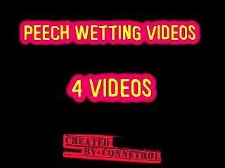 Peech Wetting Videos