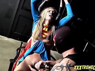 Superheroine Slave