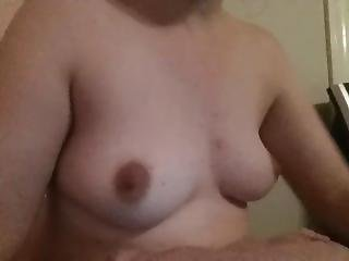 Sucking My Own Tits And Moaning