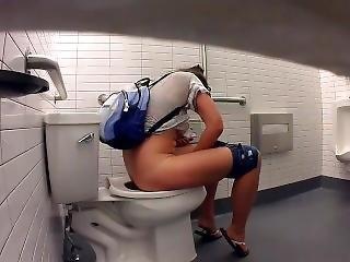 koupelna porno veřejné