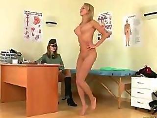 Mandy Dee Special Examination