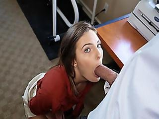 Mr Rich Serves His Big Cock To Shyla Ryder To Swallow
