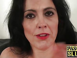 Big Ass Mature Montse Swinger Fingering Her Wet Juicy Cunt