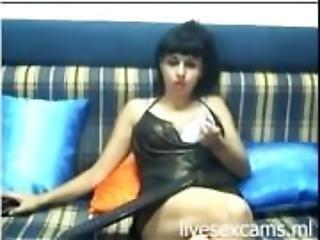 Jewish Camgirl With Big Saggy Titties
