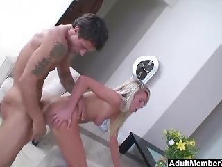 Adultmemberzone - Brynn Is A Slut Blondie Bitch