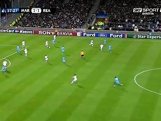 Cristiano Ronaldo Vs Marseille (a) 09-10 Hd 720p By Daniel
