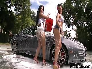 Limpamos O Seu Carro